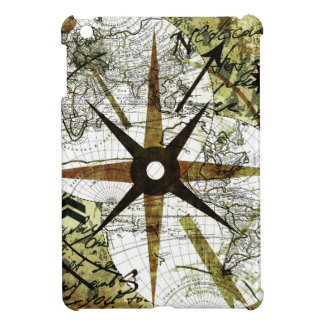 Old map case for the iPad mini