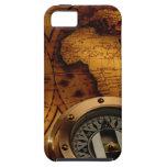 Old Map Funda Para iPhone SE/5/5s