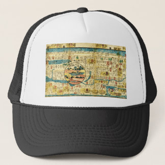 Old map Kanto Trucker Hat