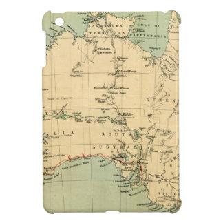 Old map of Australia Case For The iPad Mini