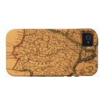 Old map of Spain Case For The iPhone 4