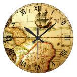 Old Map Relojes