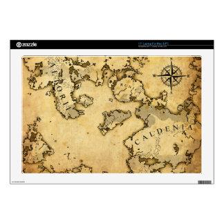Old Map Skins For Laptops