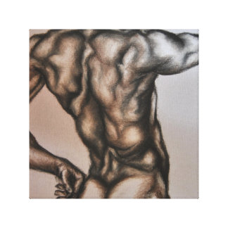 Old master figure canvas print fig 4