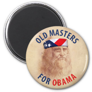 Old Masters for Obama Magnets