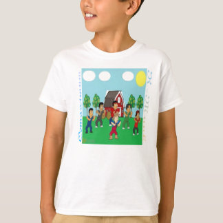 Old McDonald Had A Farm T-Shirt