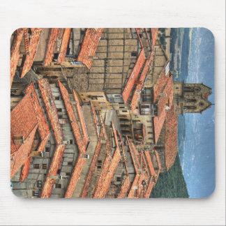 Old medieval town of Frias, Spain Mouse Pad