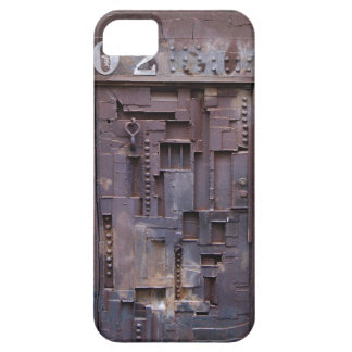 Old Metal Door iPhone SE/5/5s Case