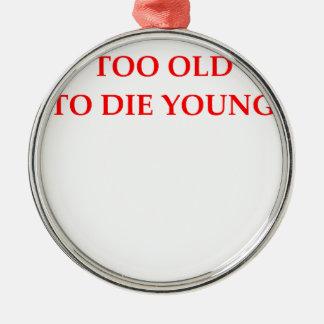old metal ornament