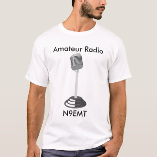 Old Microphone 2 T-Shirt