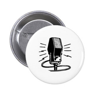 Old microphone button