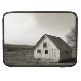 Old Midwest Barn MacBook Pro Sleeve