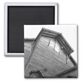 Old Mill Barn Photography 2 Inch Square Magnet