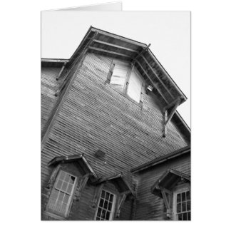 Old Mill Barn Photography Card