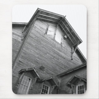 Old Mill Barn Photography Mouse Pad
