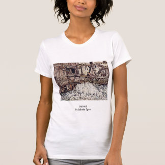 Old Mill By Schiele Egon Tee Shirts