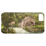 Old Mill in Ashford, Derbyshire, England iPhone 5C Covers