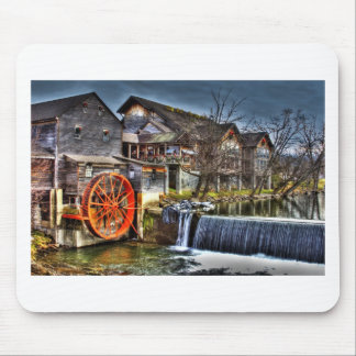 Old Mill Mouse Pad