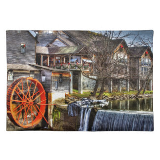 Old Mill Placemat