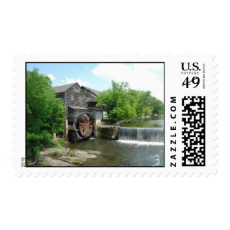 Old Mill Postage