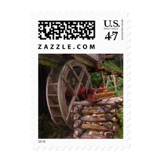 Old Mill wheel Postage