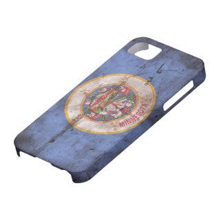 Old Minnesota Flag iPhone SE/5/5s Case