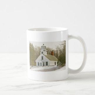 Old Mission Lighthouse Mug