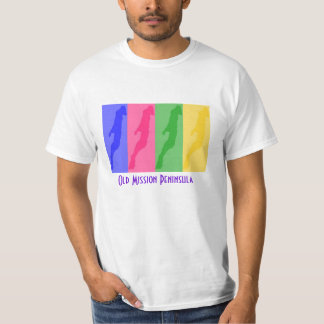 Old Mission Peninsula T-Shirt
