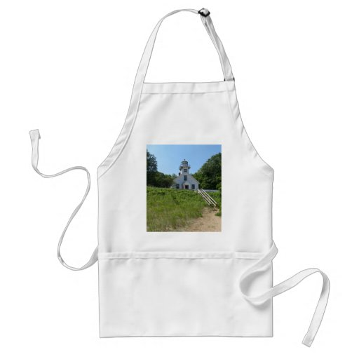 Old Mission Point Lighthouse Aprons