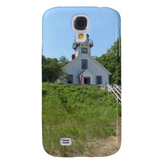 Old Mission Point Lighthouse Samsung S4 Case