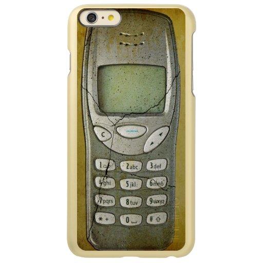 Old mobile phone gefunden auf Zazzle.de