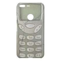 Old mobile phone uncommon google pixel XL case