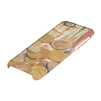 old money clear iPhone 6/6S case