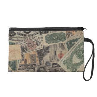 Old Money hand purse