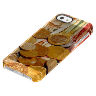 old money permafrost iPhone SE/5/5s case