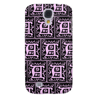 Old Monogram Pattern Letter A iPhone 3G/3GS Case Galaxy S4 Cover