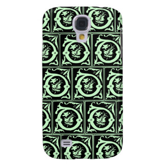 Old Monogram Pattern Letter D iPhone 3G/3GS Case Galaxy S4 Cover