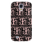 Old Monogram Pattern Letter I iPhone 3G/3GS Case Galaxy S4 Case