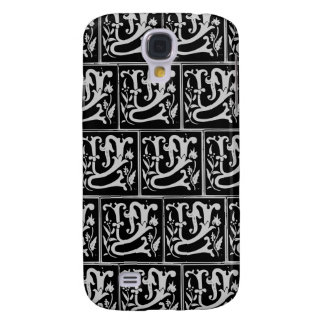 Old Monogram Pattern Letter Y iPhone 3G/3GS Case Galaxy S4 Covers