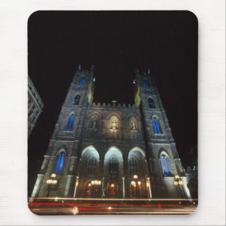Old Montreal 2 Mouse Pad