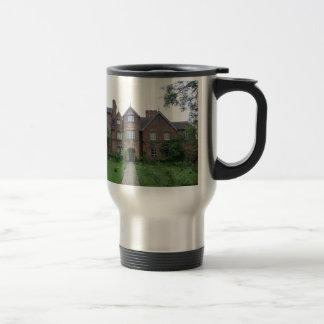 Old Moseley Hall 17th Century English Farmhouse Mugs