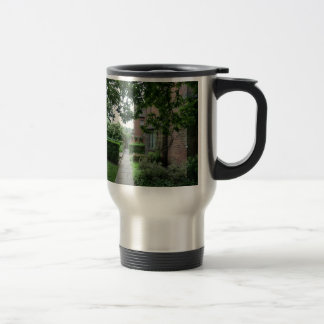 Old Moseley Hall in the West Midlands Mug
