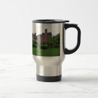Old Moseley Hall near Wolverhampton Travel Mug