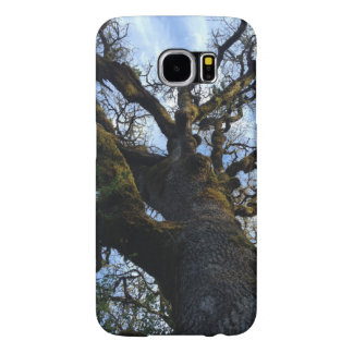 Old mossy tree samsung galaxy s6 cases