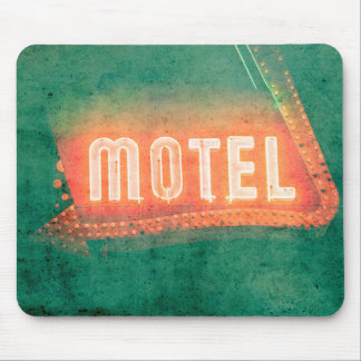 Old Motel Mouse Pad