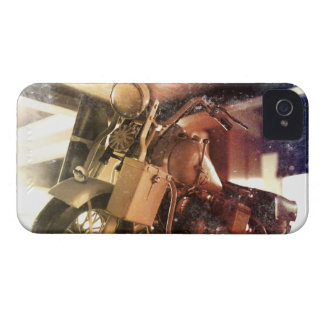 Old Motocycle iPhone 4 Case
