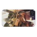 Old Motocycle iPhone 4 Cover