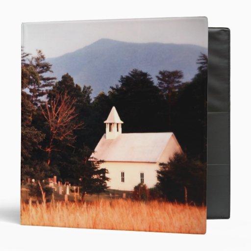 Old Mountain Church Binder
