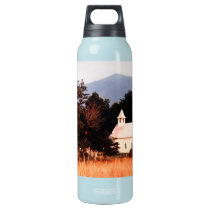 Old Mountain Church Insulated Water Bottle