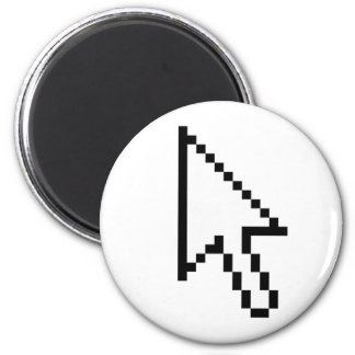 Old Mouse Pointer Magnet